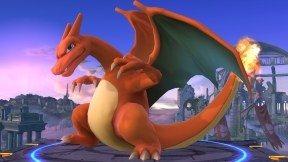 Super Smash Bros Charizard